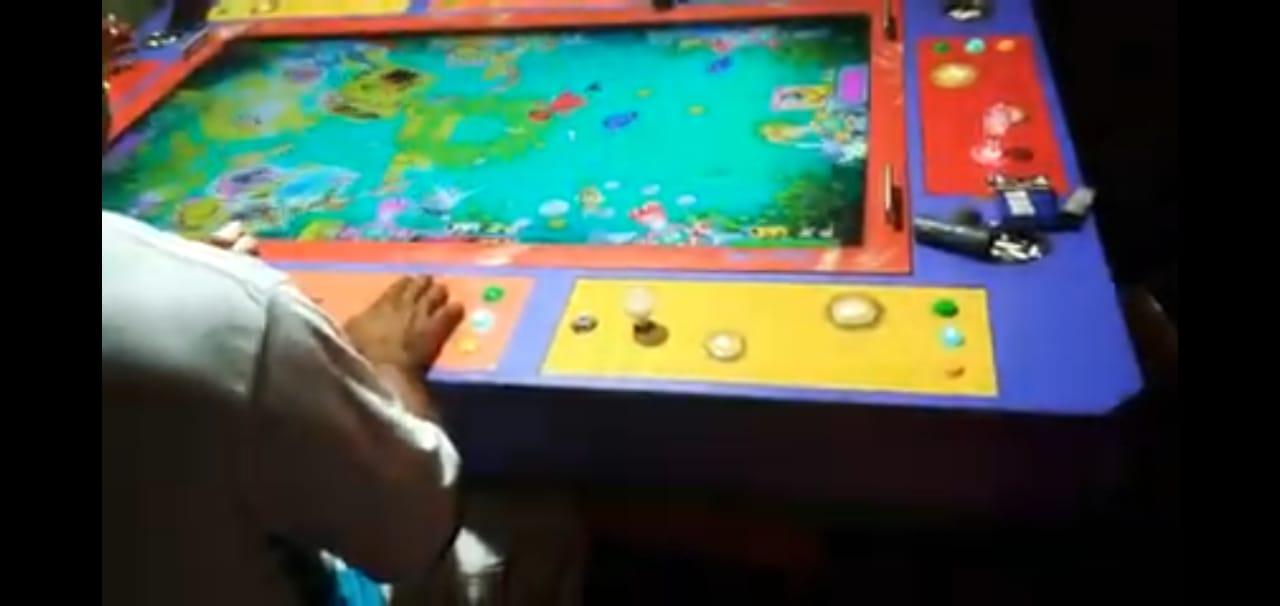 Judi Tembak Ikan Di Samping Sekolah Warga Desa Mburuai Biru Biru Minta Polisi Bertindak